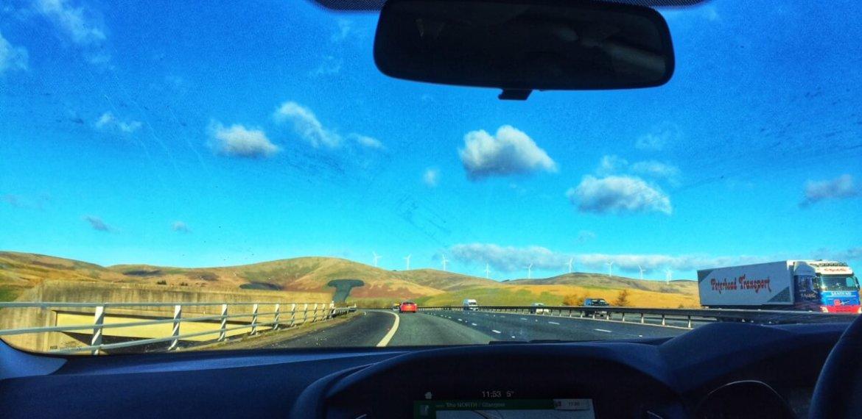 Шотландия на машине: путешествие на край света.