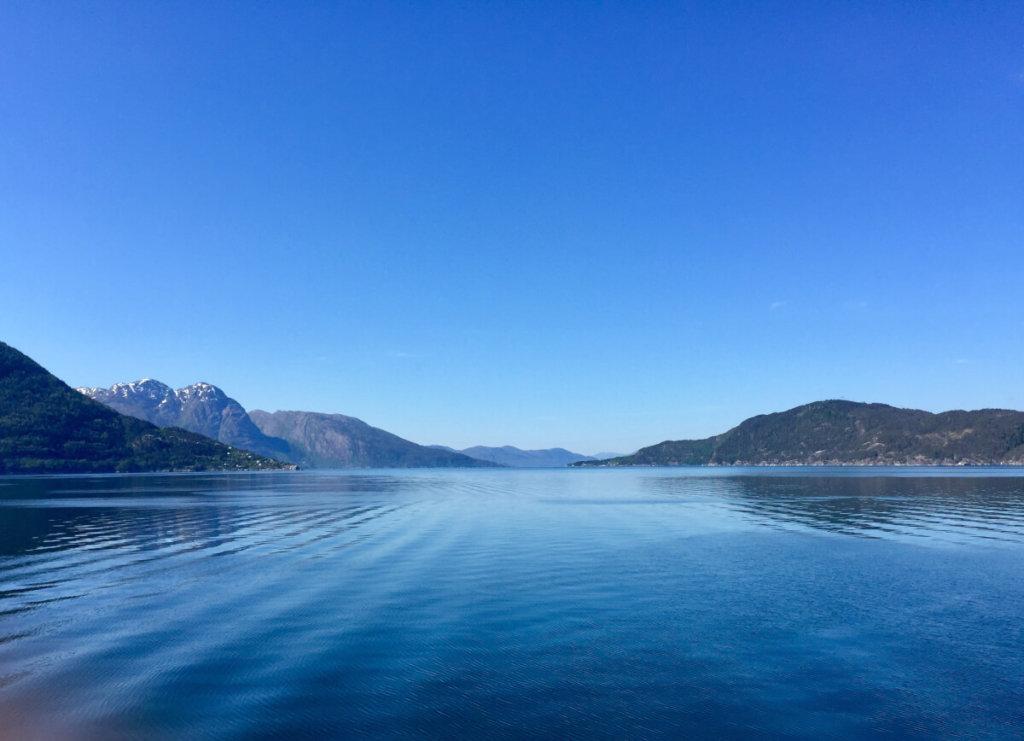 норвегия фьорды фото