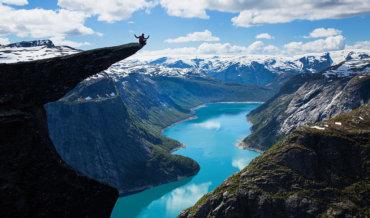 Норвегия: в гости к троллям