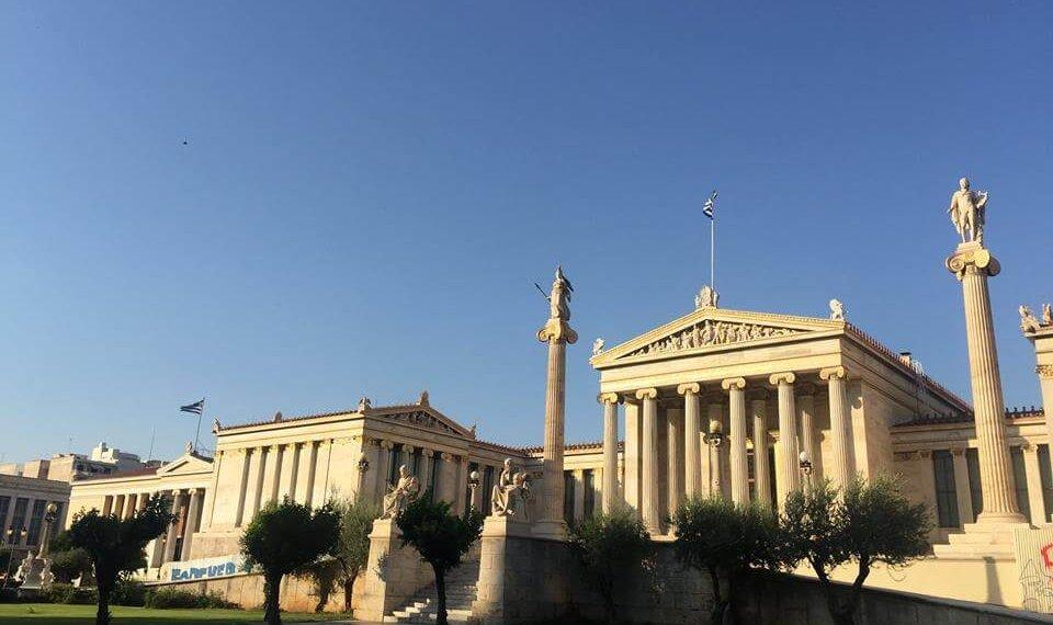 Афины — колоритнейшее место!