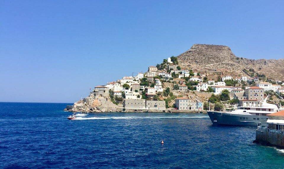Остров Гидра — затерянный рай