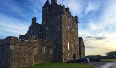 Замок Акергилл. Настоящая Шотландия. Часть 1.