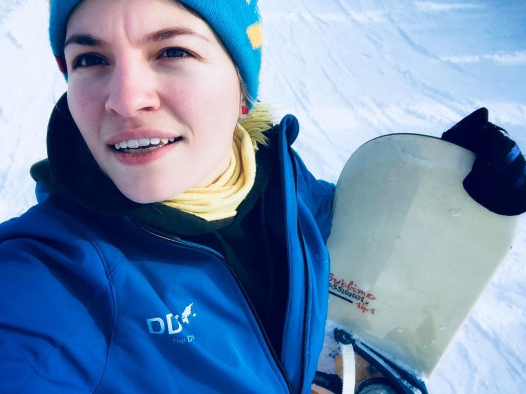 где кататься сноуборд киев