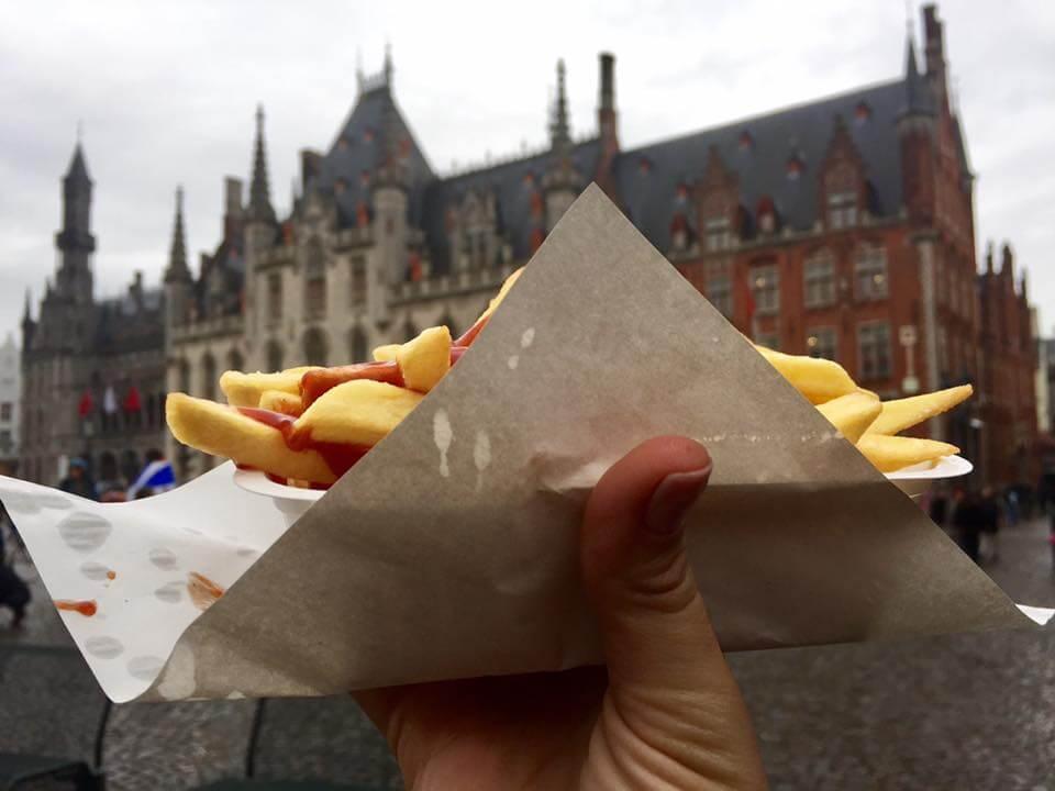 музей картошки фри брюгге