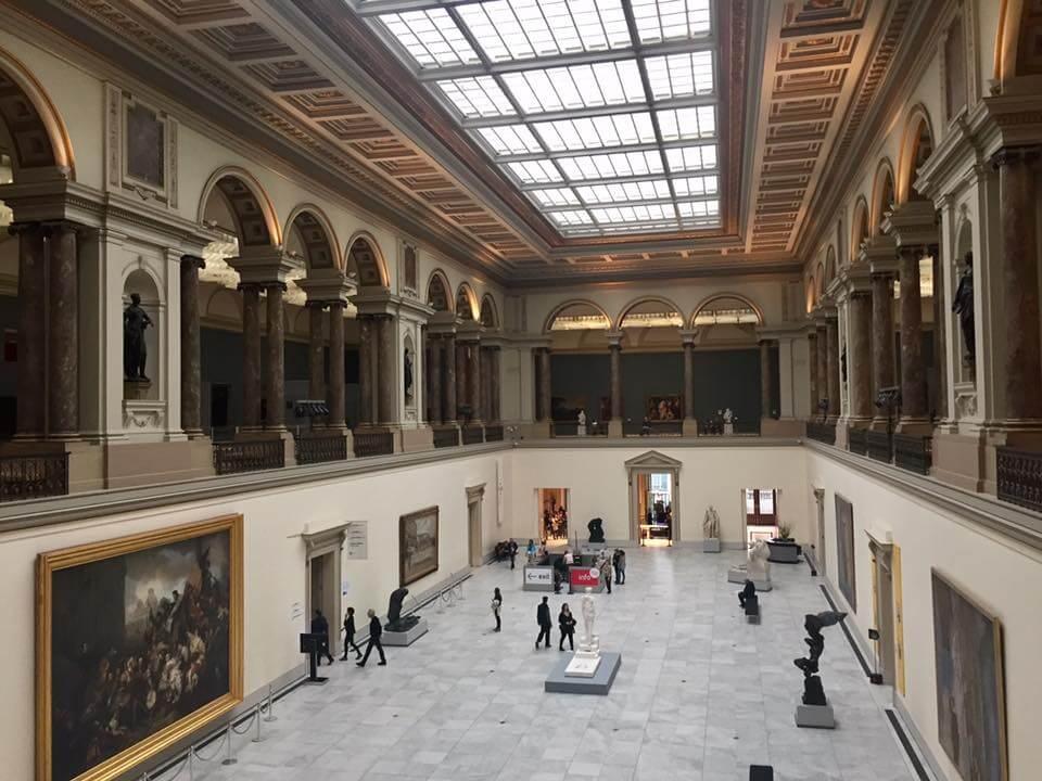 музеи брюсселя брейгель