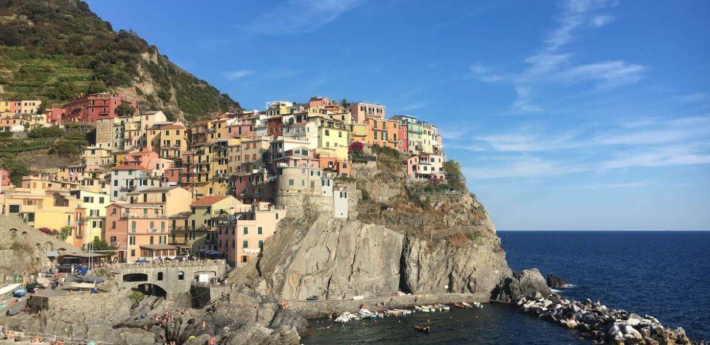 Путешествие через всю Италию. Часть 1.