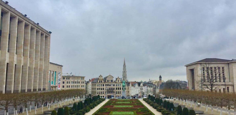 Бельгийский дуэт: Брюссель и Брюгге