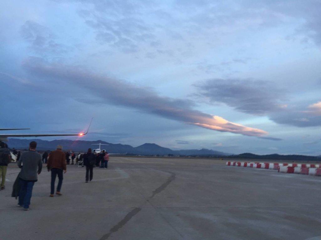 аэропорт Жироны