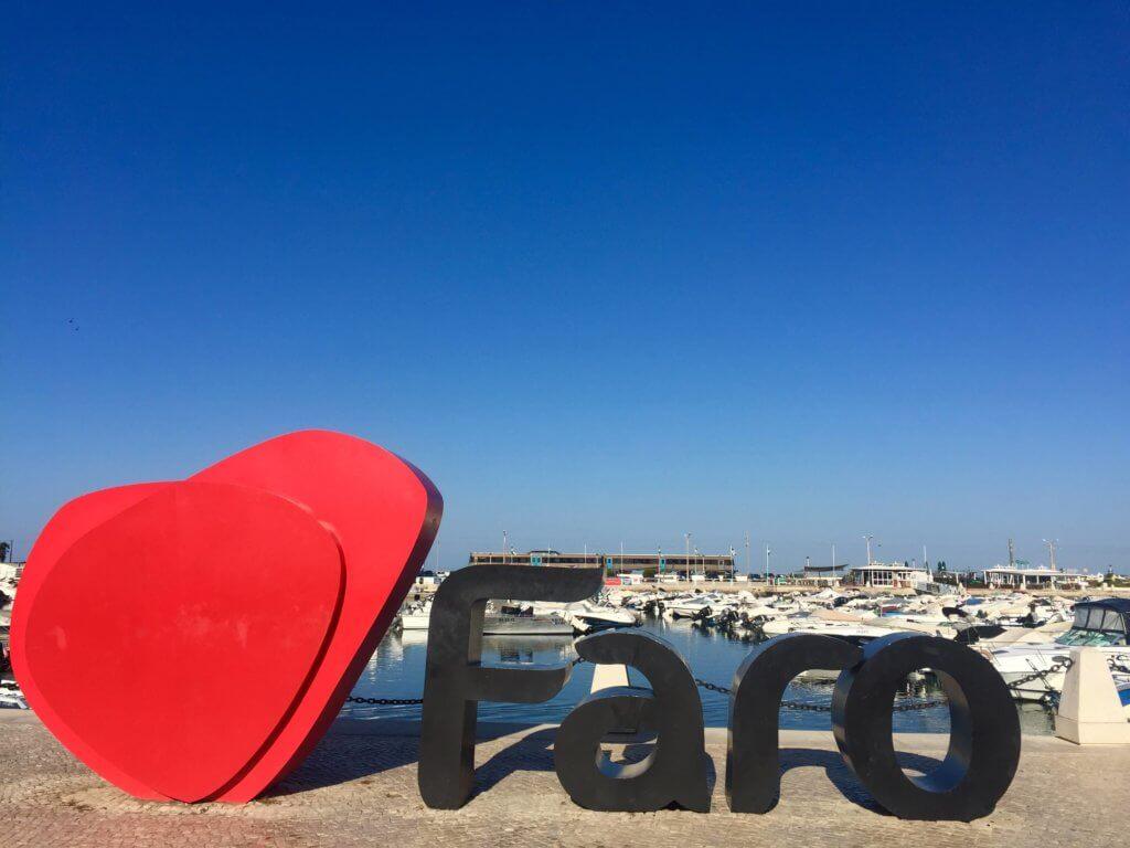 набережная Faro