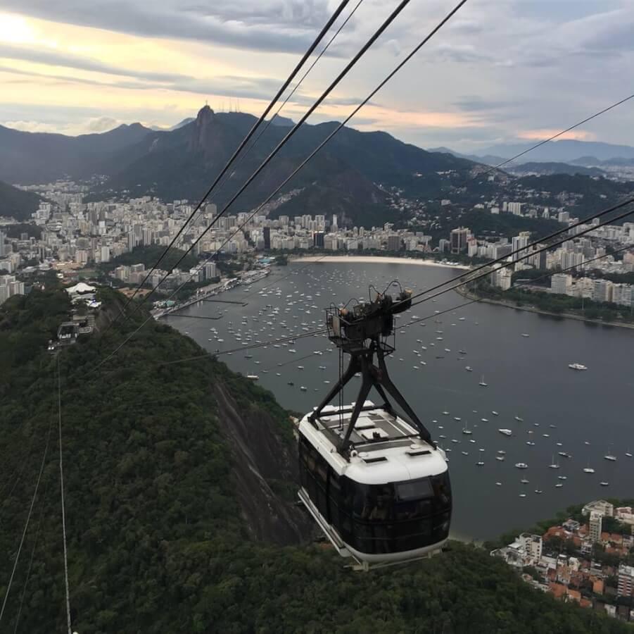 лучшие места Рио