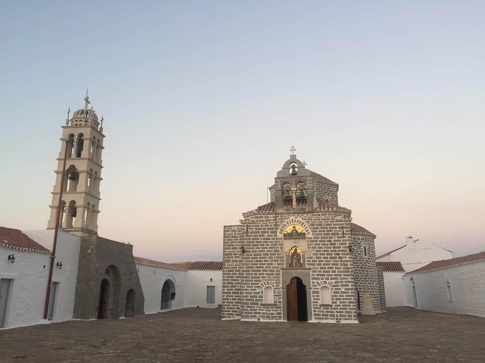 Elijah monastery