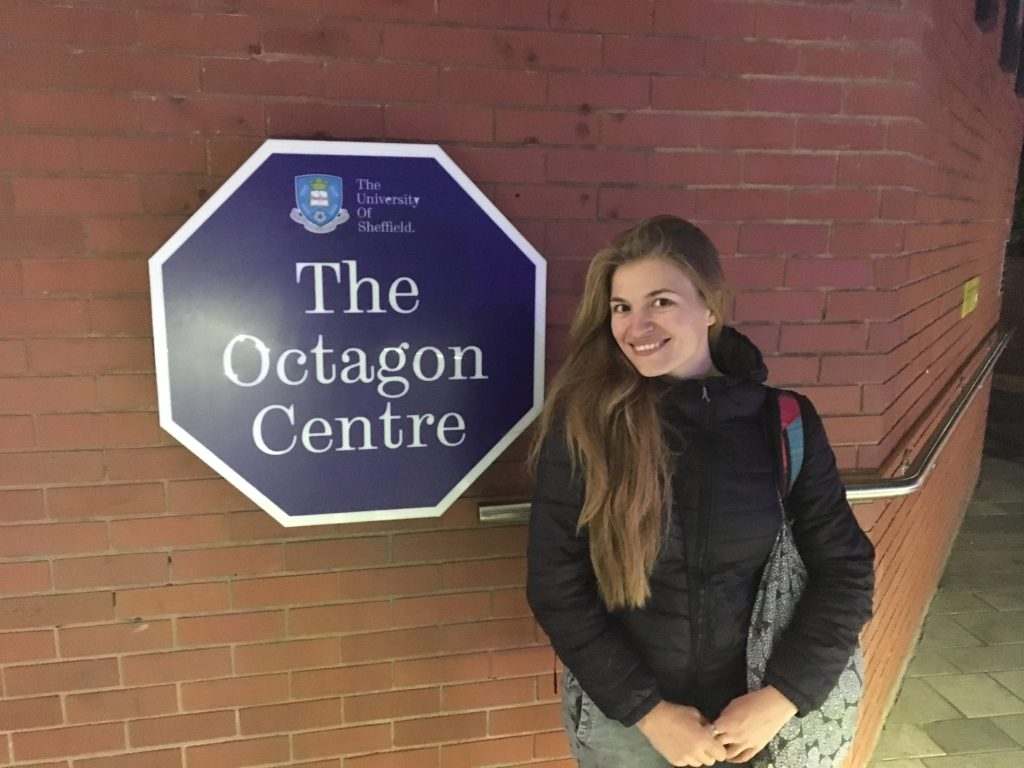 octagon centre