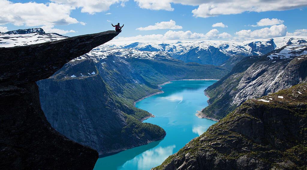 Как сэкономить на поездке в Норвегию?