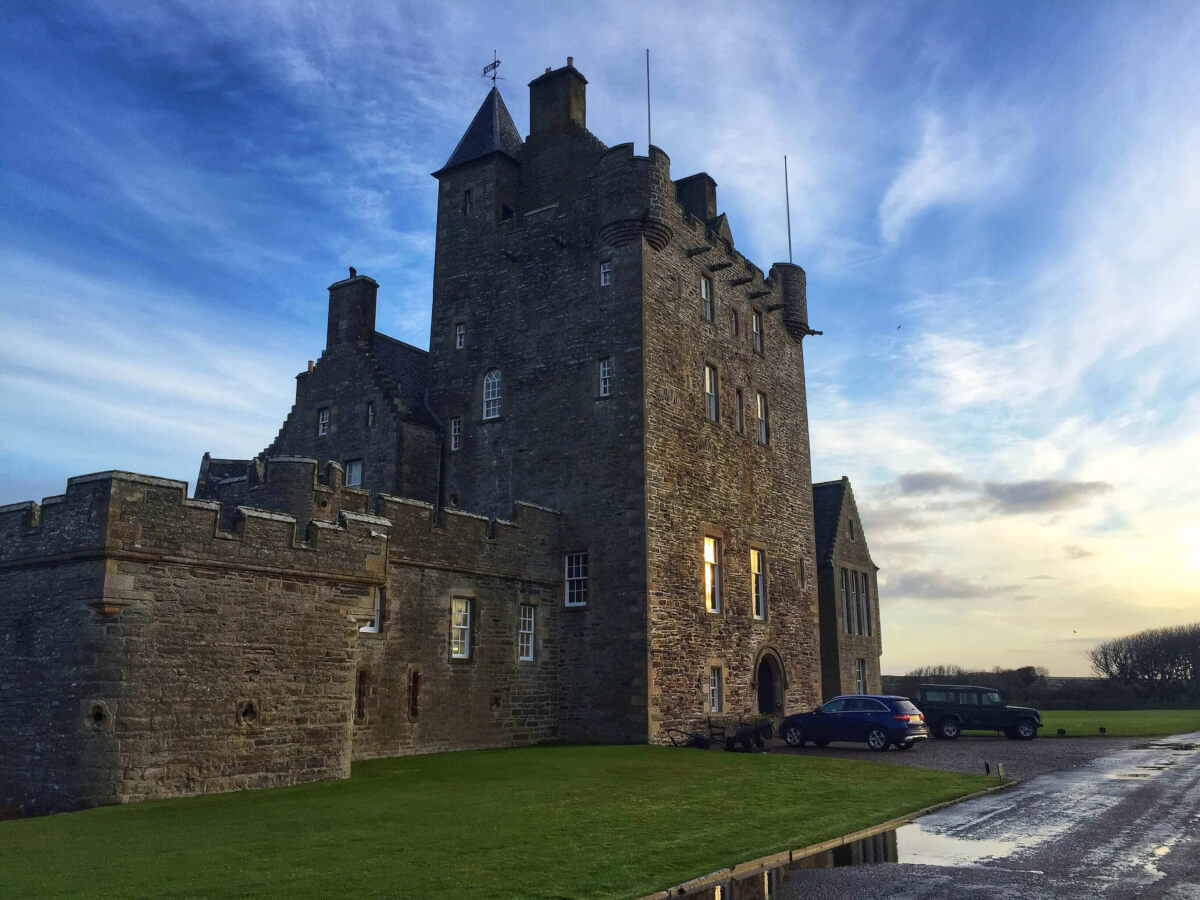 замок ликлихед шотландия фото слову