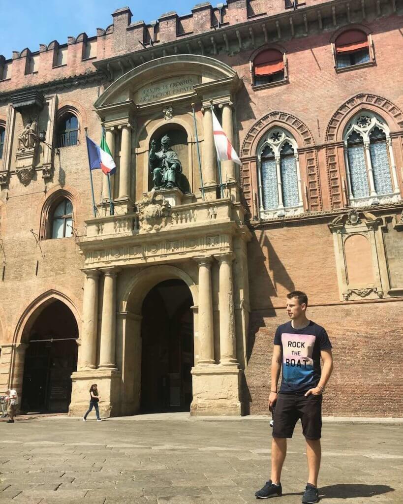 италия блог путешествия