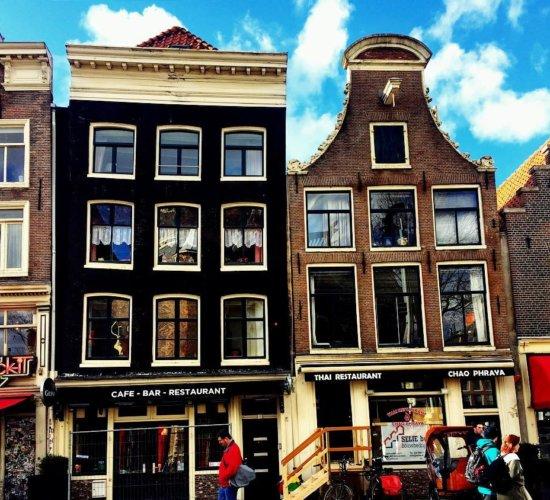 Туристические ловушки Амстердама