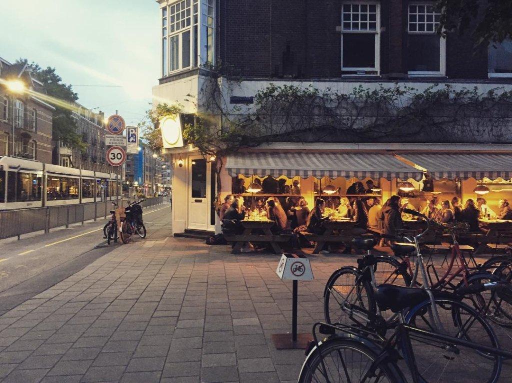 итальянский ресторан амстердам