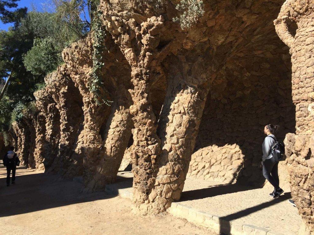 парк гуэль экскурсии с гидом