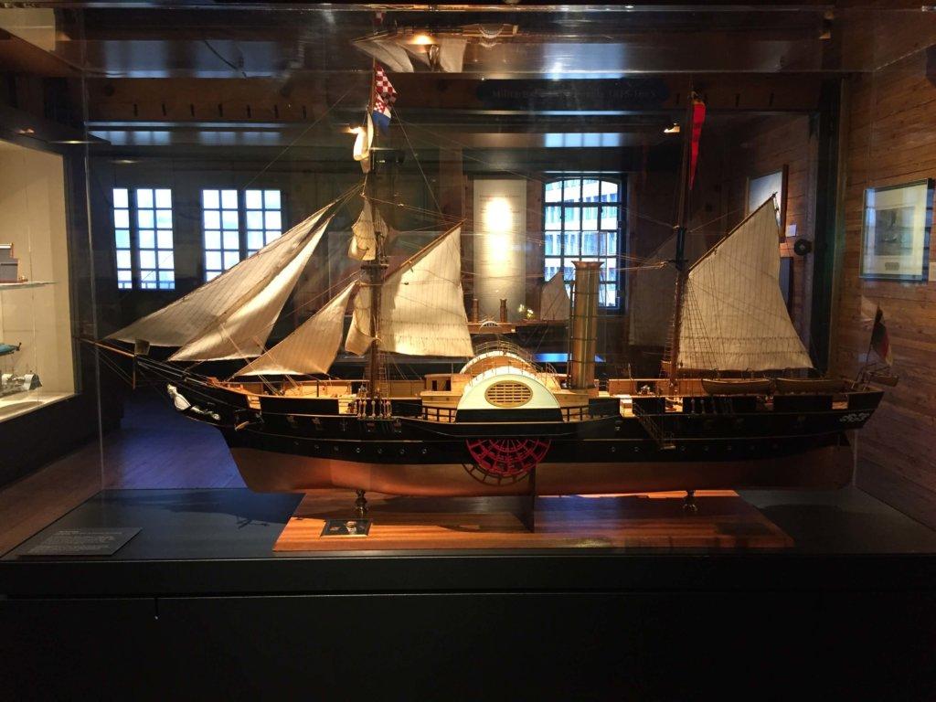 международный морской музей гамбург