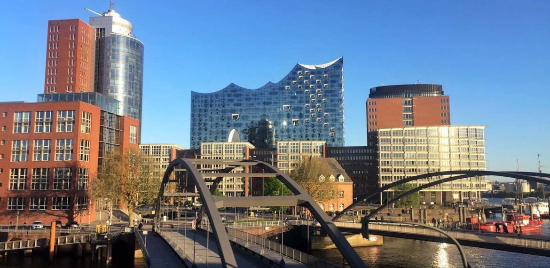 Гамбург. Gateway to the party. Часть 1.