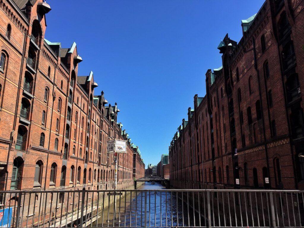 портовый район гамбург музеи