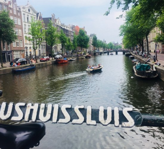 Амстердам с первого взгляда