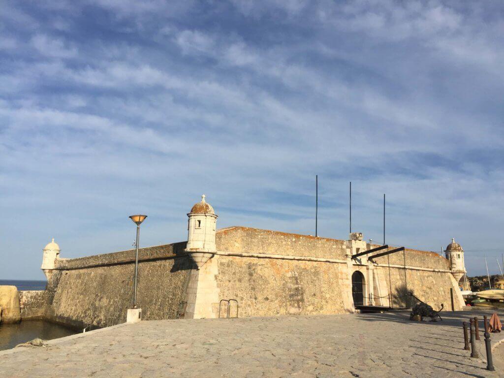 исторический центр Лагуша