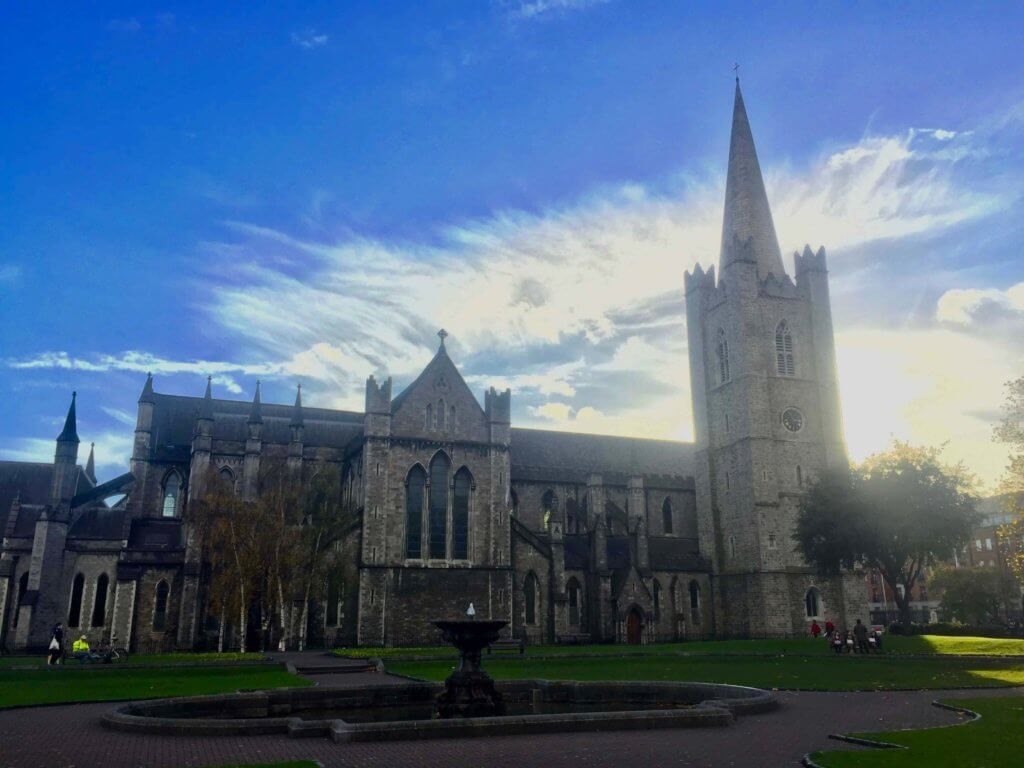 соборы Дублина