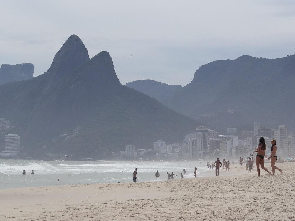 ипанема пляж