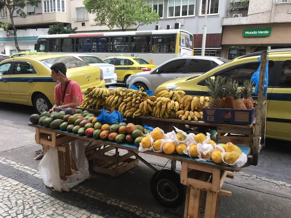 фрукты рио