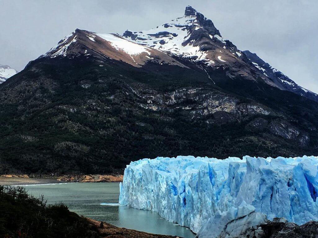 перито морено ледник