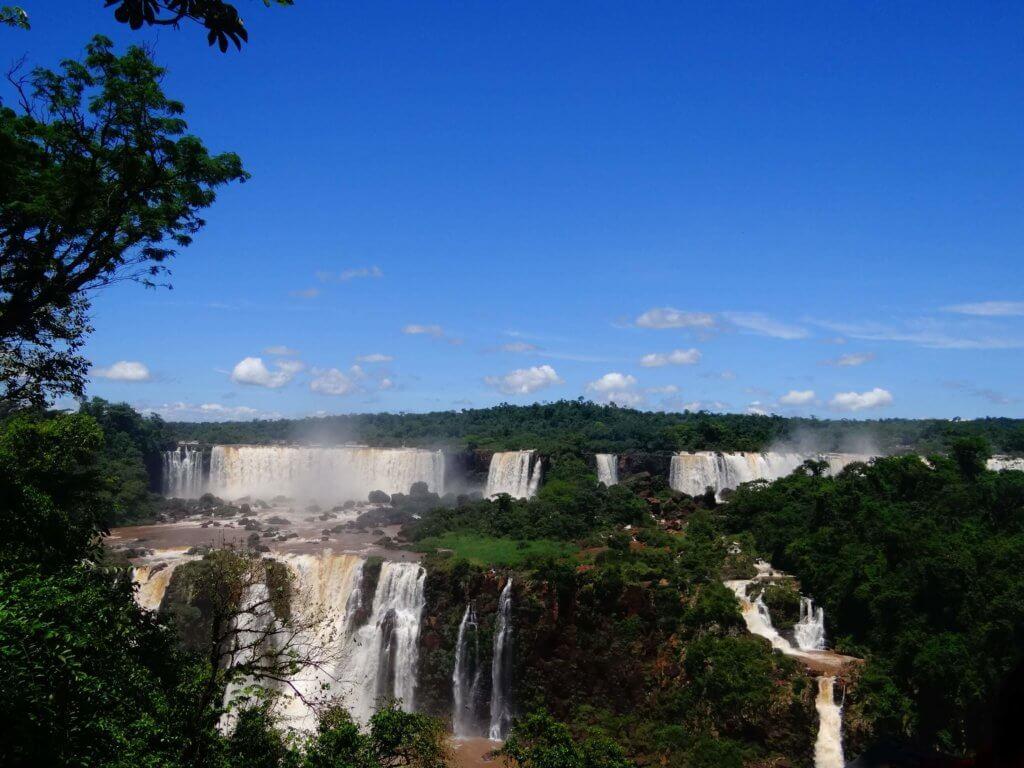 iguasu falls brazil