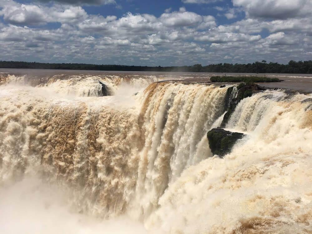 лучшие водопады мира