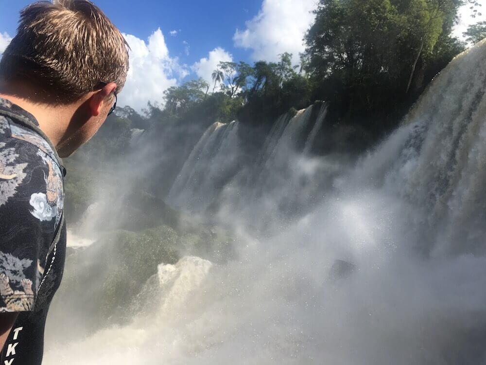 водопады игуасу аргентинская сторона
