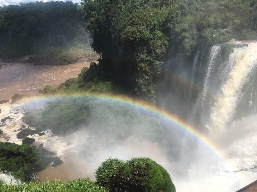 водопады игуасу аргентина