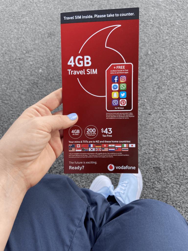 мобильная связь новая зеландия