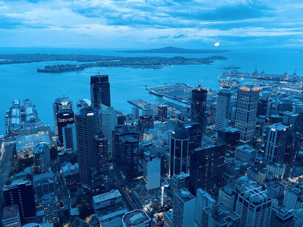 Красивые достопримечательности новая зеландия