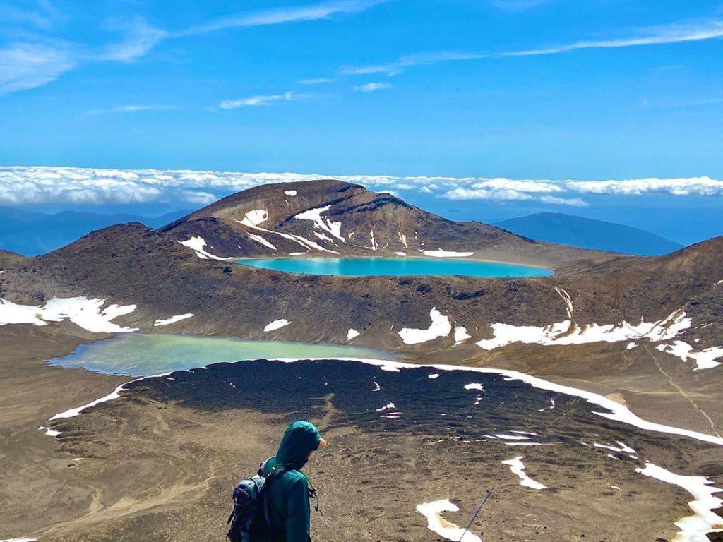самые красивые вулканы мира