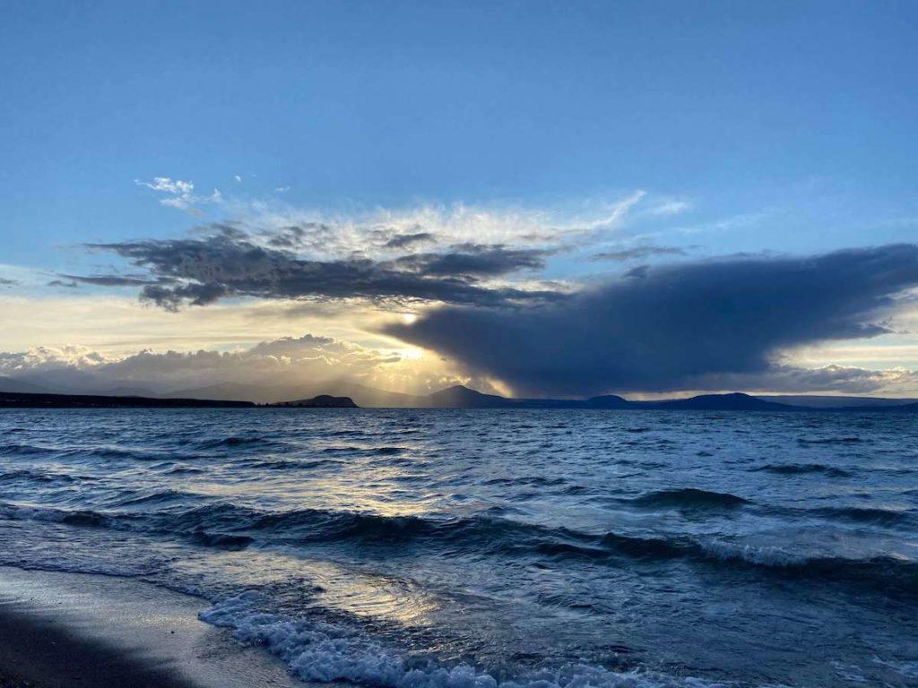 озеро таупо новая зеландия