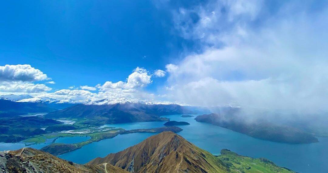 Новая Зеландия. Южный Остров. От Милфорд Саунд до Крайстчерч.