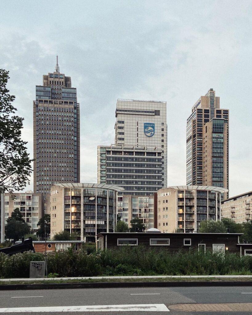 офис филипс амстердам