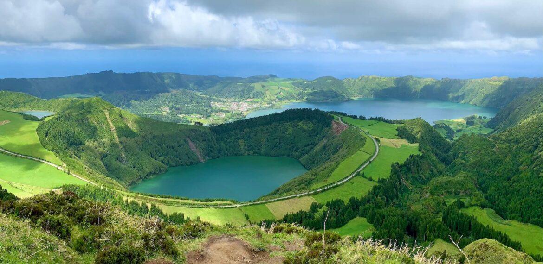 Сан-Мигел. Азорские острова.